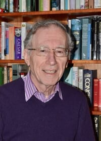 Photograph of Dr Derek Cullen